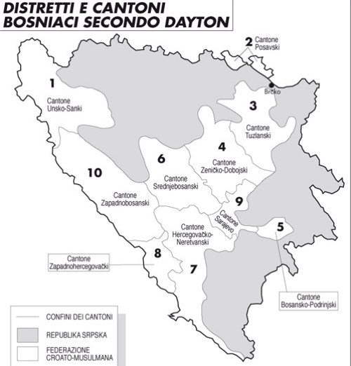 I cattivi auspici del primo censimento post-Dayton in Bosnia
