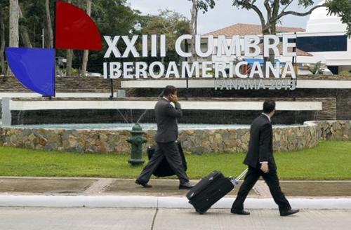 A Panama è iniziato l'autunno del Vertice Iberoamericano
