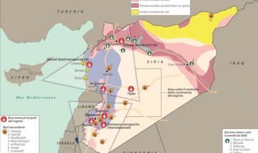 Il Nobel all'Opac, la pace, e la seconda guerra di Siria