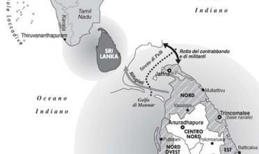 La crescita economica non cancella il passato violento dello Sri Lanka
