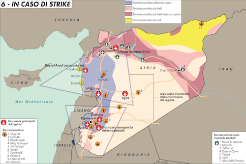 Attacco alla Siria: e Londra restò a guardare