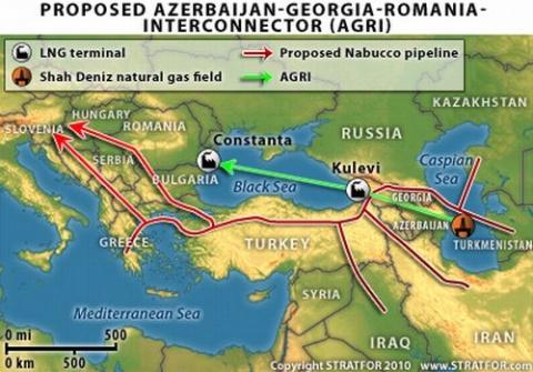 Agri, la chiave energetica dell'Europa contro la Russia