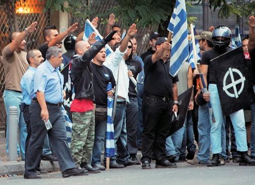 """""""I nazisti di Alba Dorata sono una minaccia per la Grecia e per l'Europa"""""""