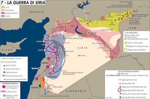 Guerra in Siria, golpe in Egitto, nuovo Iran, piazza Taksim: il 2013 del Medio Oriente