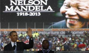 Il discorso completo di Barack Obama alla cerimonia per Nelson Mandela