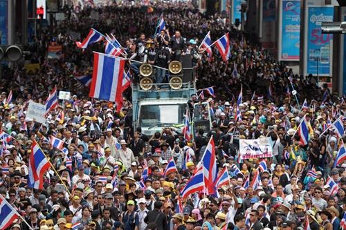 Il motore occulto delle proteste in Thailandia