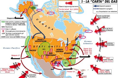 Il Canada non è amico dell'ambiente