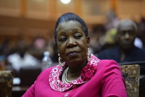 Catherine Samba-Panza, speranza di pace per la Repubblica Centrafricana