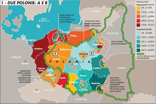 Come la Polonia è diventata ricca