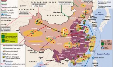 Lo shale gas e la lunga marcia verso l'indipendenza energetica della Cina