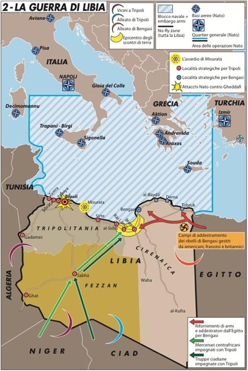 La Libia rischia la bancarotta e una nuova guerra civile