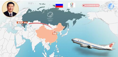 Senza Obama, il palcoscenico di Sochi 2014 è per la Cina di Xi
