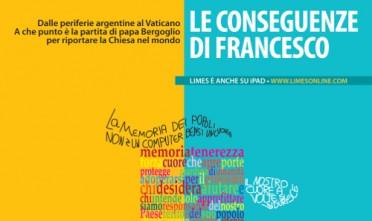 """""""Le conseguenze di Francesco"""", l'indice degli autori"""