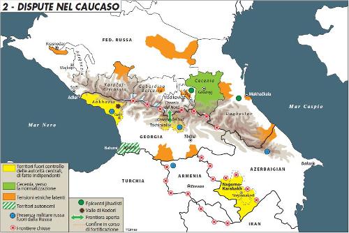 Più è solo, più il Karabakh è forte
