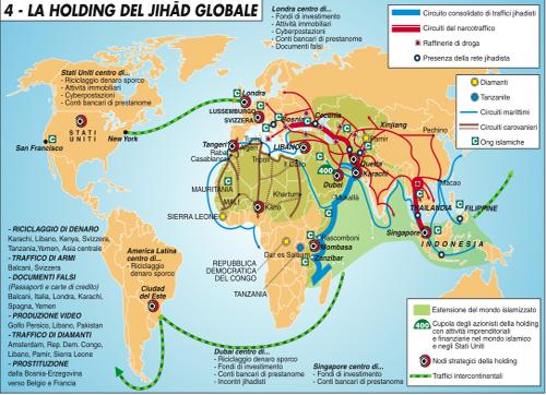 Meno forte, più diffuso: il terrorismo tre anni dopo bin Laden