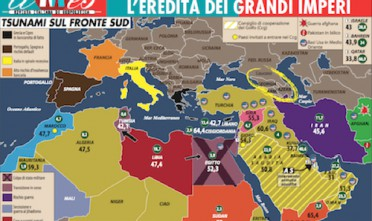 #LimesFestival: Grande Medio Oriente, alle origini del risveglio arabo