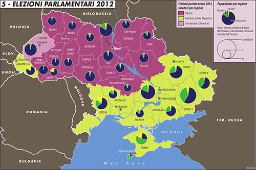 Cartina Muta Ucraina.La Grande Metamorfosi Della Politica Ucraina Limes