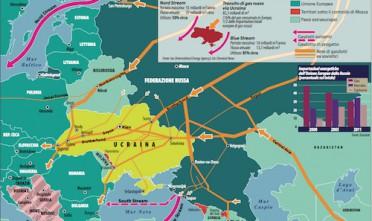 Energia: l'urgenza della Cina, l'Ucraina e i due forni di Putin