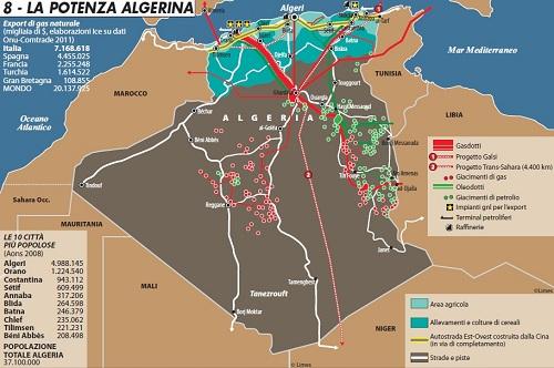 In Algeria, Bouteflika inizia il mandato della transizione