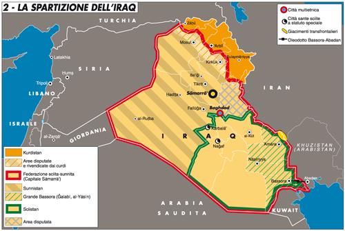 Solo Baghdad e il Kurdistan possono fermare Isis in Iraq