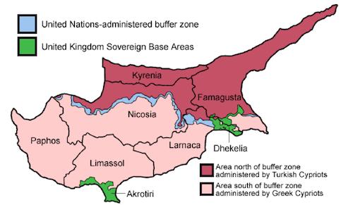 Cipro aspetta un accordo con la Turchia, 40 anni dopo l'invasione