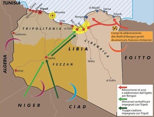Cosa può fare l'Occidente per salvare la Libia