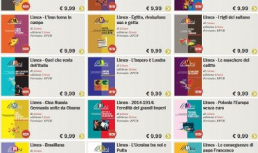 I numeri arretrati di Limes in ebook