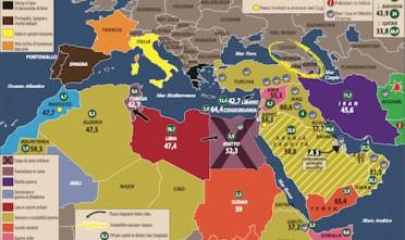 La spirale infinita nel caos mediorientale
