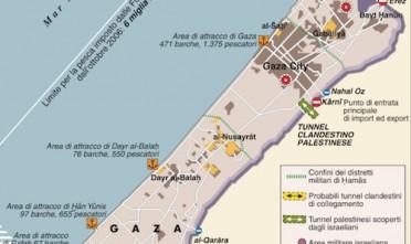 La guerra tra Israele e Hamas a Gaza, nel contesto
