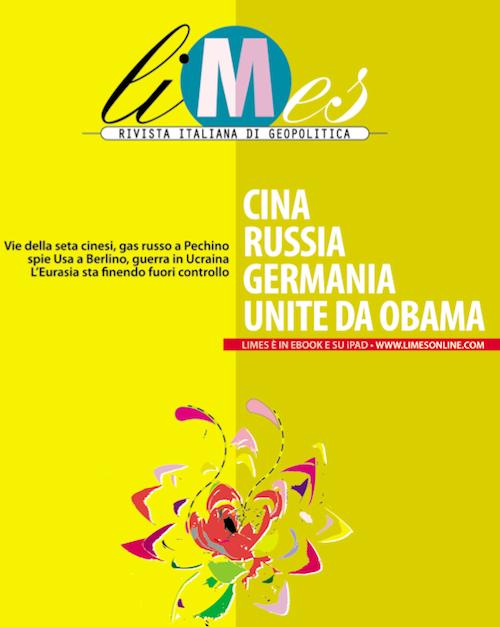 """""""Cina Russia Germania unite da Obama"""", l'indice degli autori"""