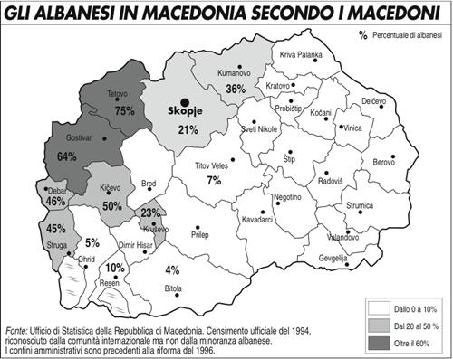 La Macedonia e l'Unione Europea, storia di un'occasione perduta