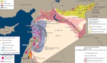 Gli Usa e le incognite dei raid aerei contro Is in Siria
