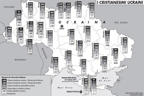 "L'Ucraina mette fine al ""partenariato strategico"" tra papa Francesco e Vladimir Putin"