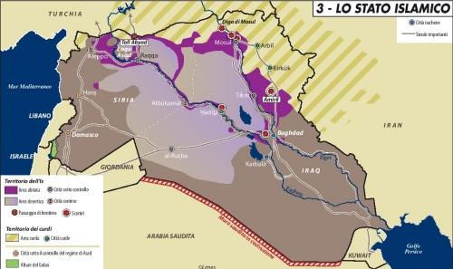 Le debolezze della coalizione contro lo Stato Islamico in Iraq e Siria