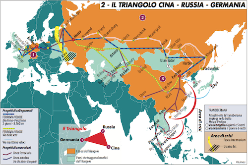 Il caos controllato degli Usa, dallo Stato Islamico all'Ucraina