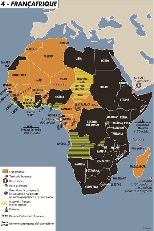 Il golpe contro (o con) il presidente Compaoré in Burkina Faso