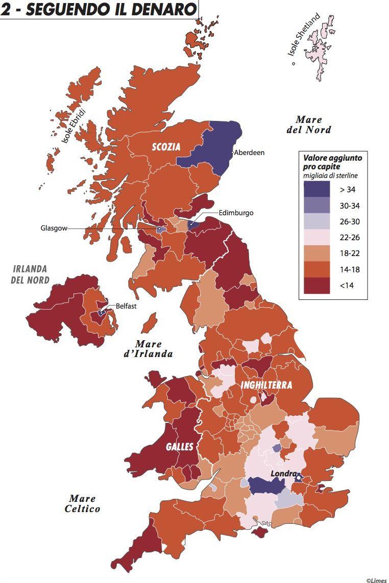 Cartina Politica Inghilterra Scozia Galles.Galles Che Abbaia Non Morde Limes