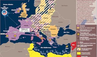 Le differenze tra Francia e Italia su deficit, debito e pil