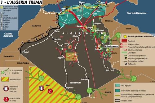 Il califfo fa proseliti in Algeria e divide i jihadisti del Maghreb
