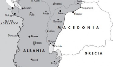 L'Albania etnica