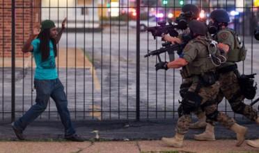 A Ferguson è in discussione il rapporto tra ordine e democrazia