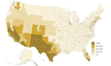 Dopo Obama, i latinos non firmano più cambiali in bianco