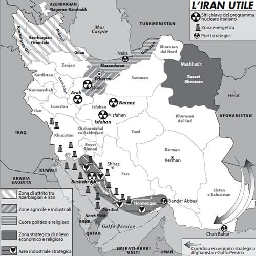 L'Iran utile