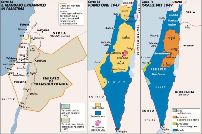 mandato_britannico_1949_israele_palestina_1000