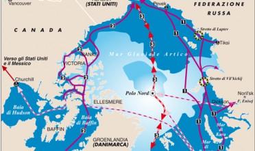 Il Polo Nord è della Danimarca... forse