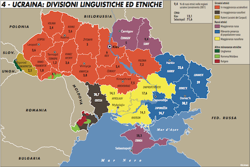 L'Ucraina vara il governo degli stranieri