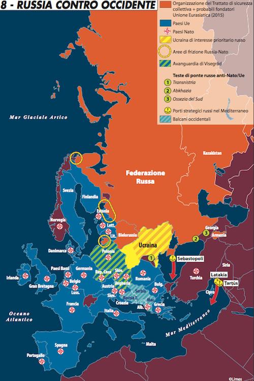 Il momento giusto per l'intesa sull'Ucraina tra Russia e Occidente