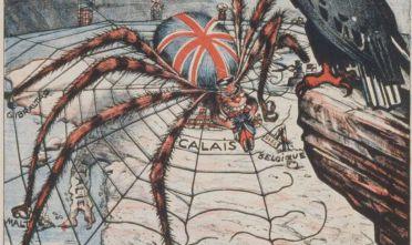 [Manifesto antibritannico tedesco, 1915]