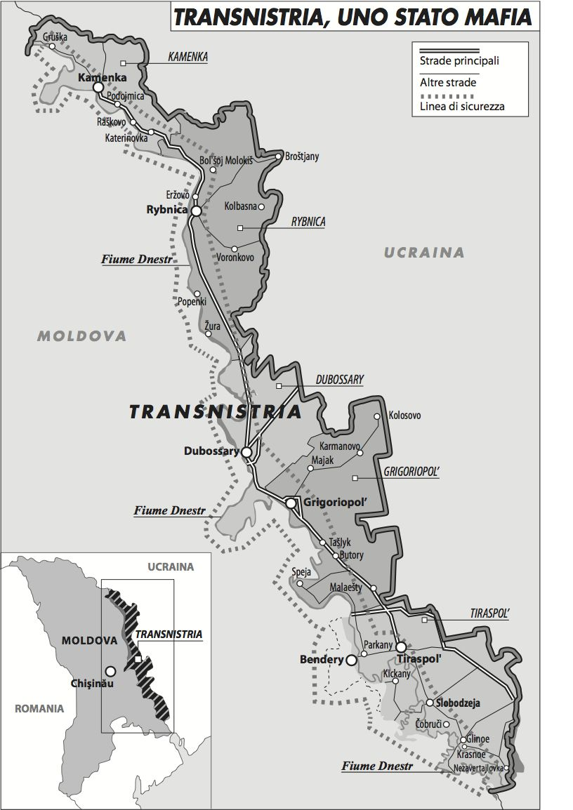 SARTORI transnistria