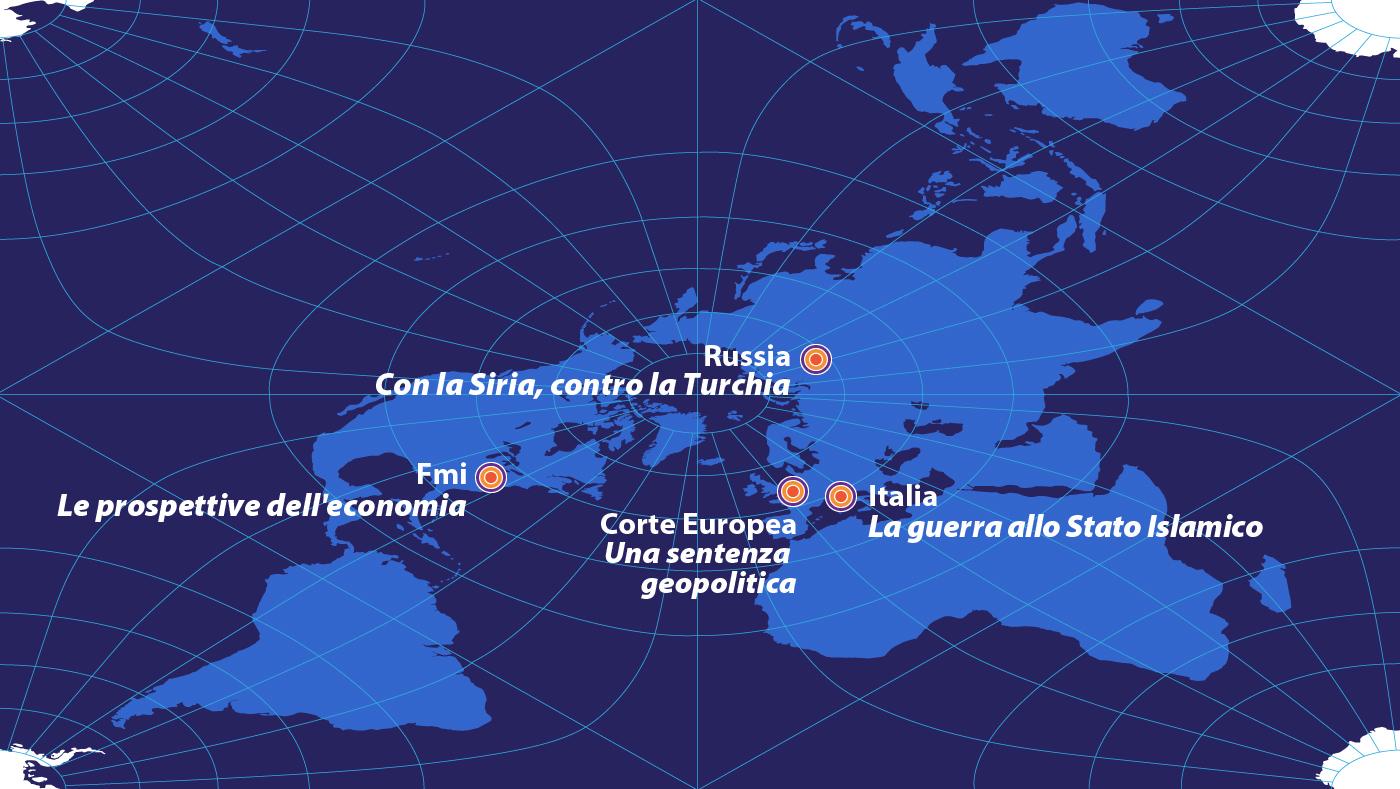 L italia in guerra la russia dal mare con la siria e le for Notizie dal parlamento oggi